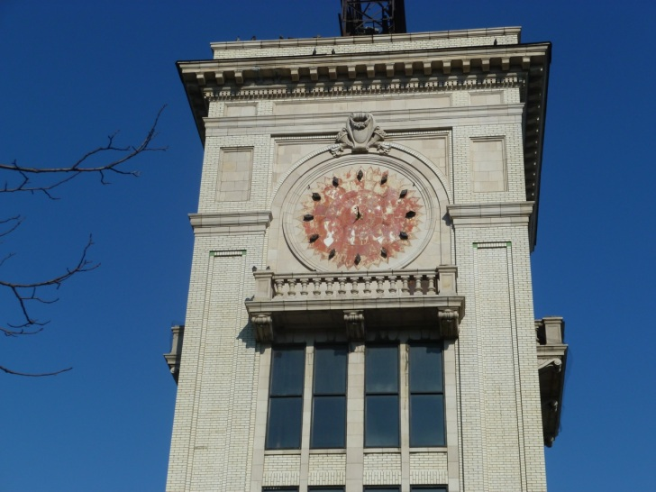 Brooklyn Clock 1