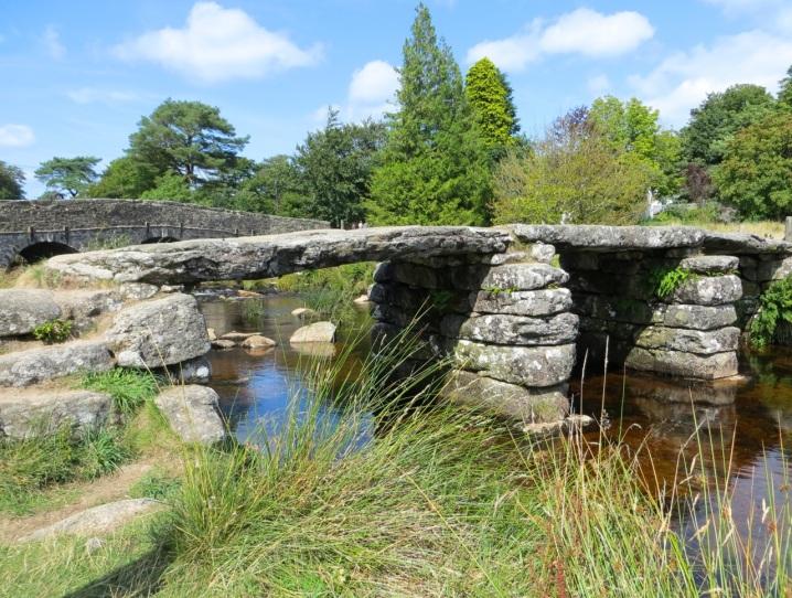 Dartmoor River & Bridge
