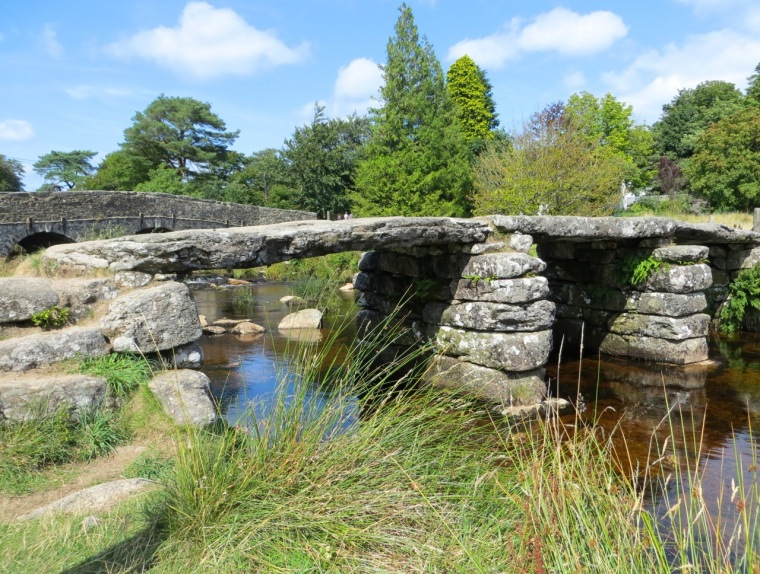 Dartmoor River & Bridge