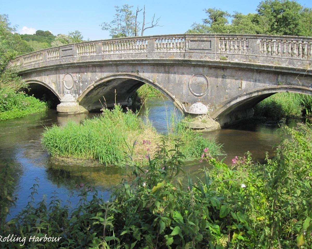Bridge over the River Frome, Frampton, Dorset