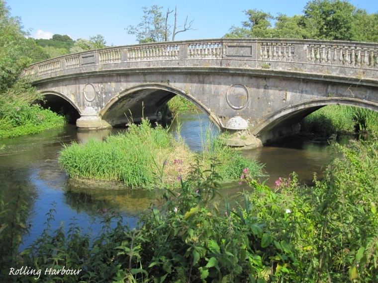 Bridge over the River Frome, Frampton, Dorset