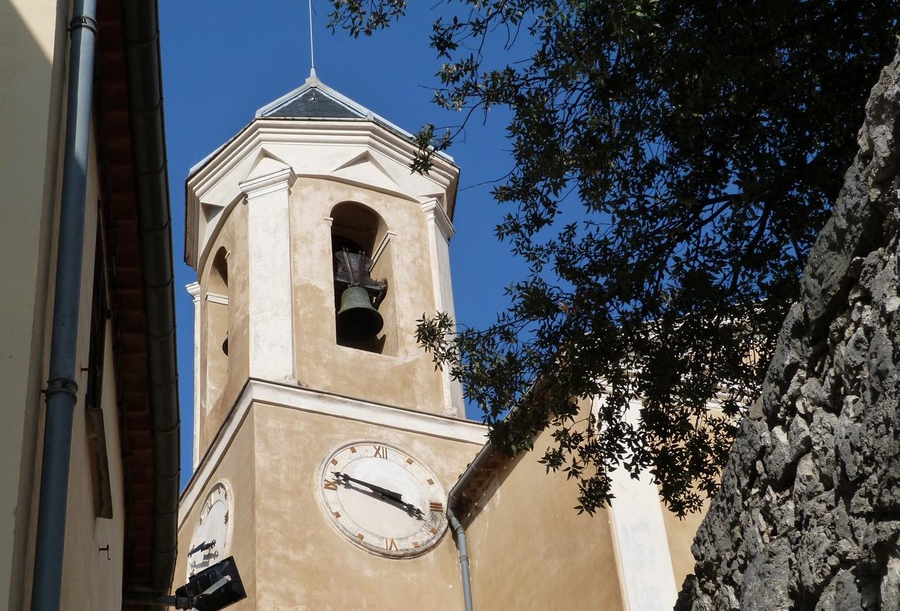Provence Six Village Church Clocks And Bell Towers