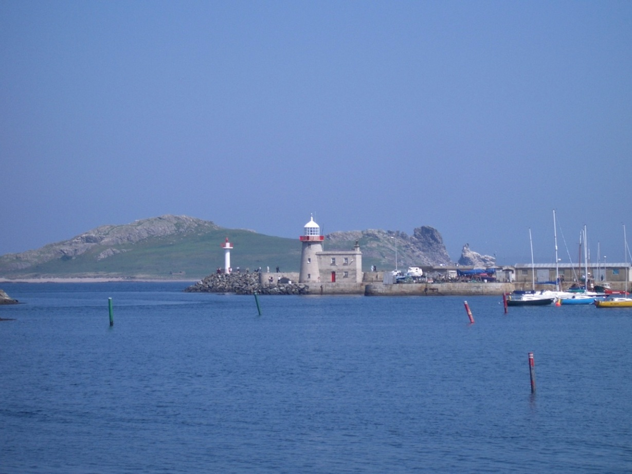 Howth Lighthouse, Ireland