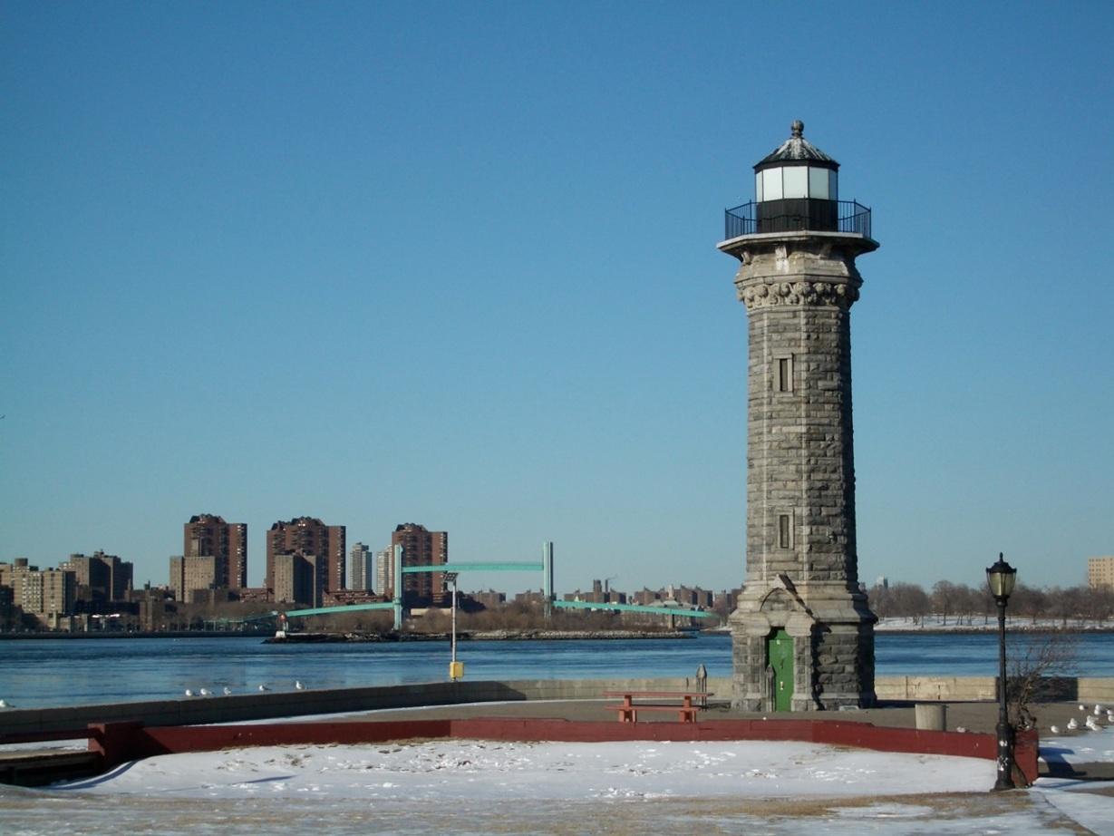 Roosevelt Island Lighthouse 2