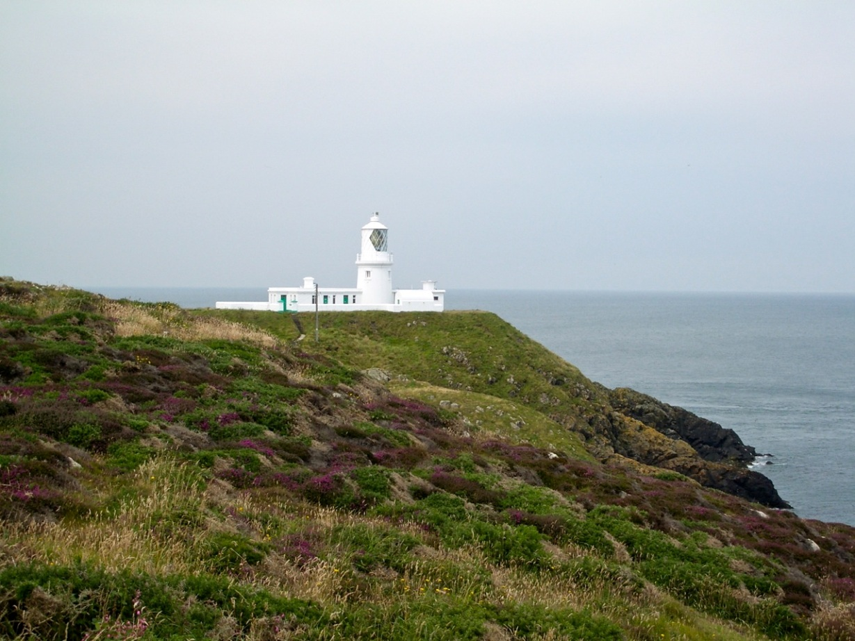 Strumble Head Lighthouse, Pembrokeshire