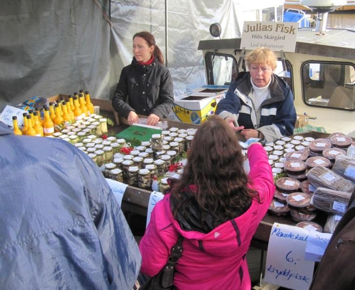 Helsinki Food Markets 1