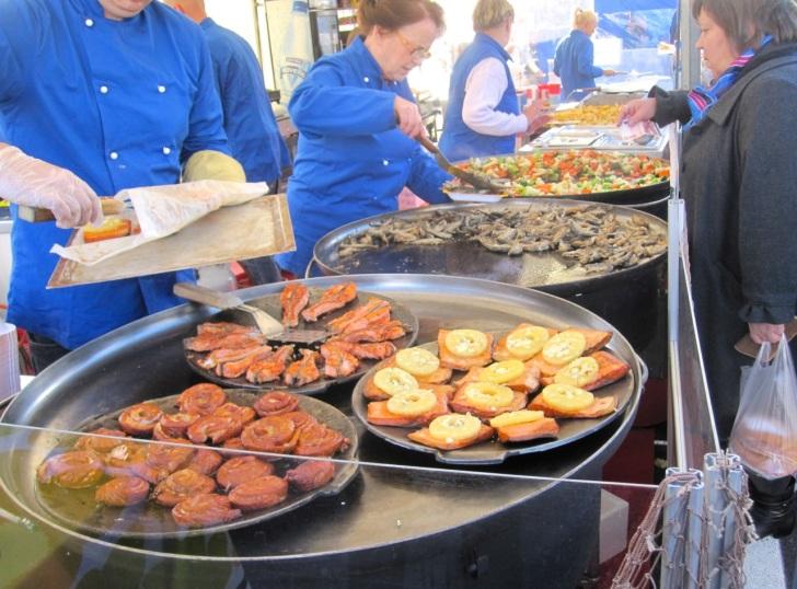 Helsinki Food Markets 3