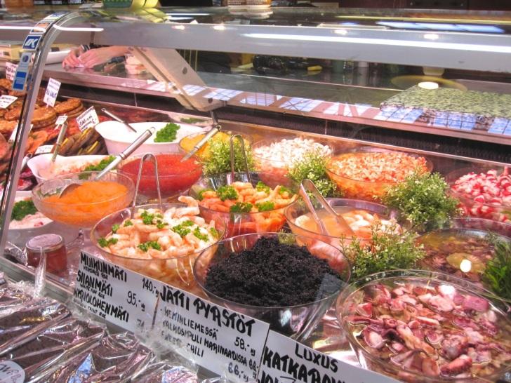 Helsinki Food Markets 8