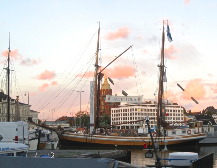 Helsinki Harbour 1