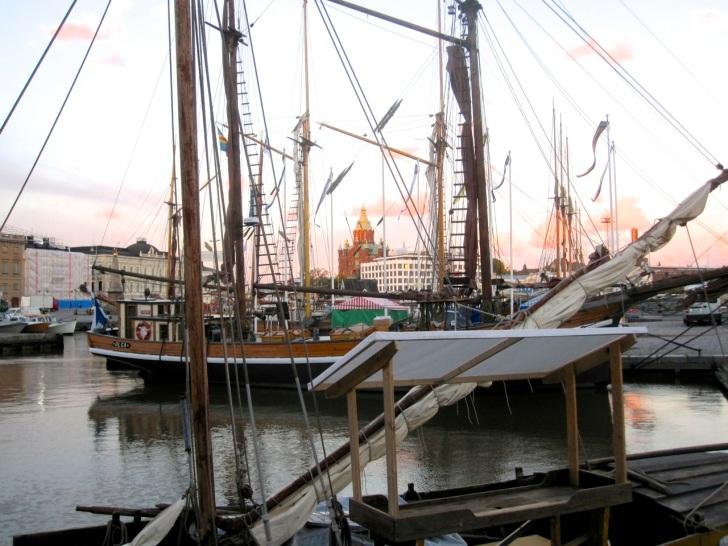 Helsinki Harbour 2