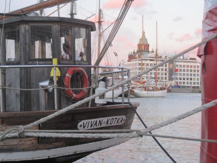Helsinki Harbour 3