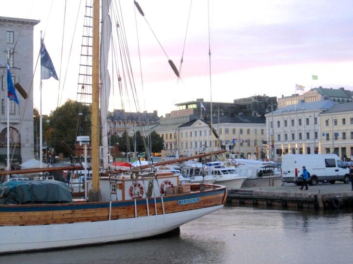 Helsinki Harbour 4