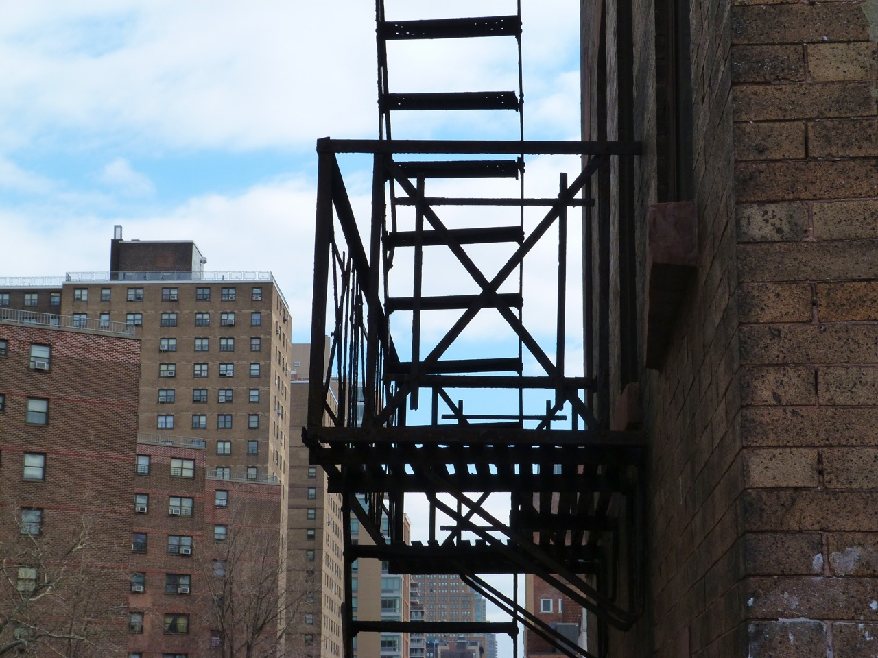 Captivating Stairs NYC 1 ...