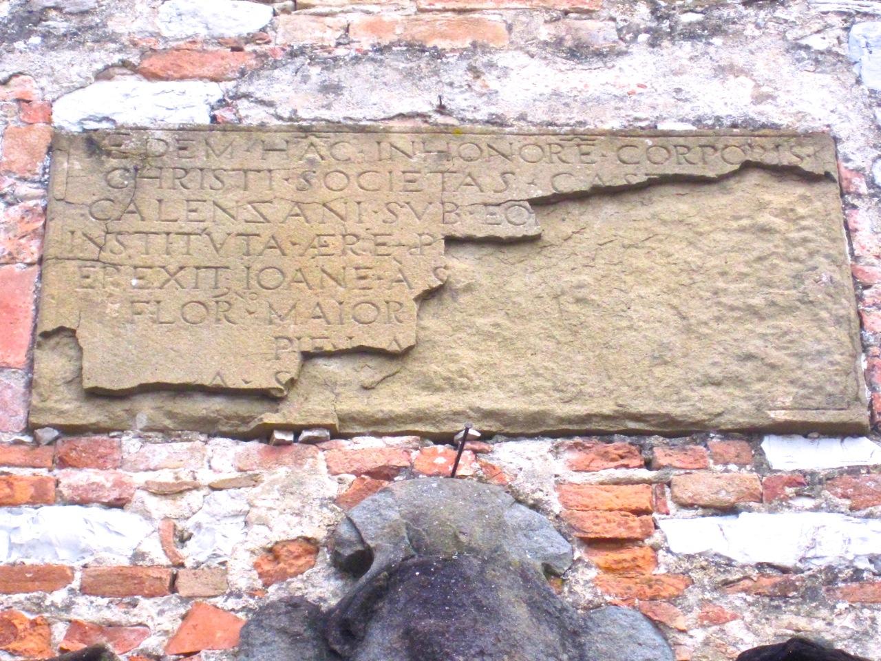 Calenzano Italy  city photo : Wall Inscriptions, Calenzano, Italy 4