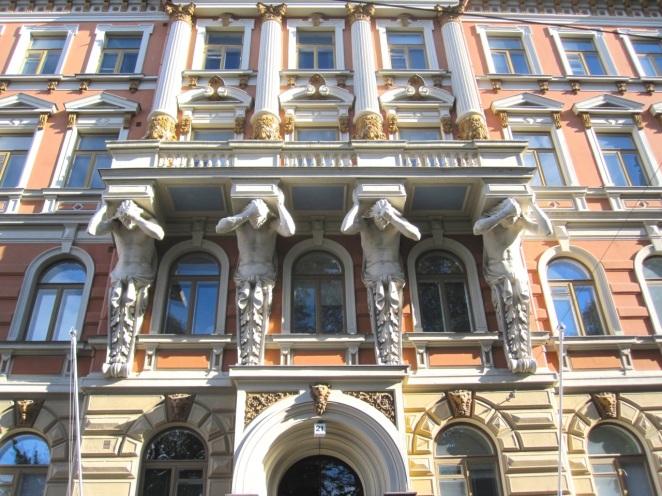 Helsinki Buildings 1