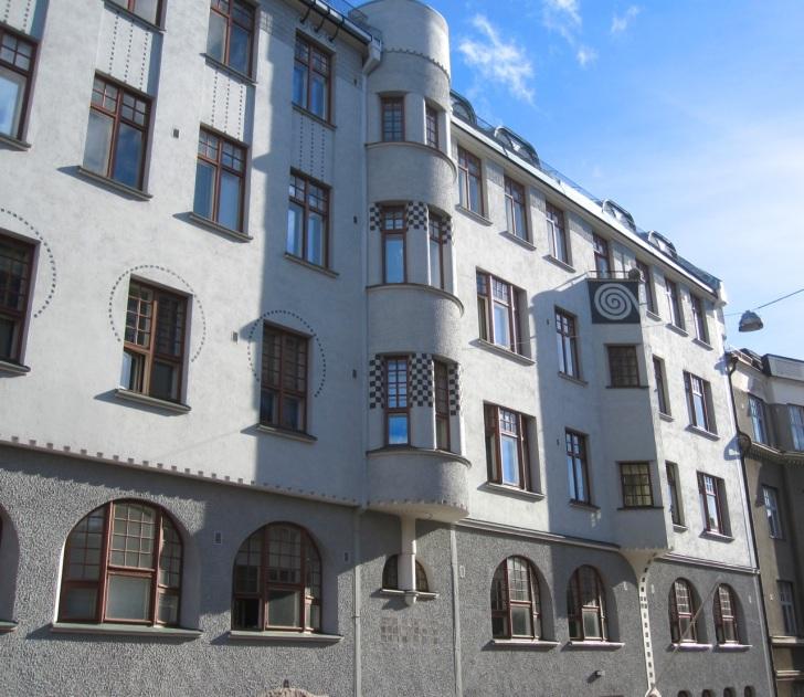 Helsinki Buildings 4