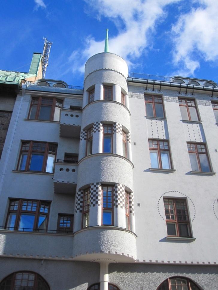 Helsinki Buildings 5