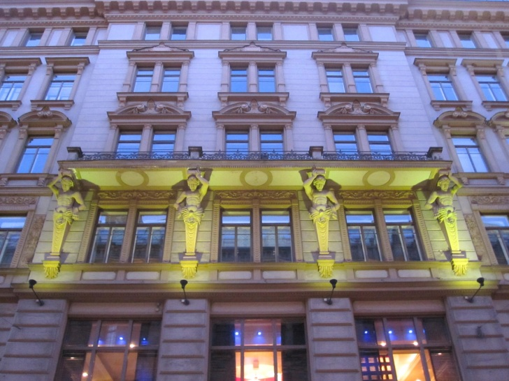 Helsinki Buildings 9