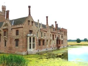 Terracotta Chimneys, Oxburgh Hall, Norfolk 1