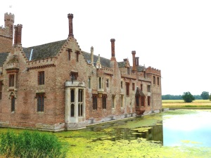 Terracotta Chimneys, Oxburgh Hall, Norfolk 1