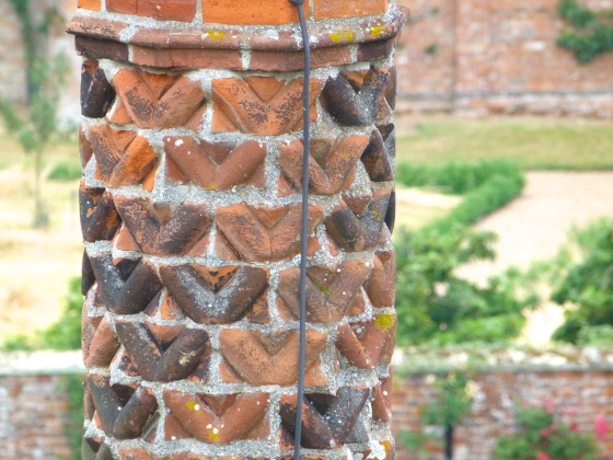 Terracotta Chimneys, Oxburgh Hall, Norfolk 11