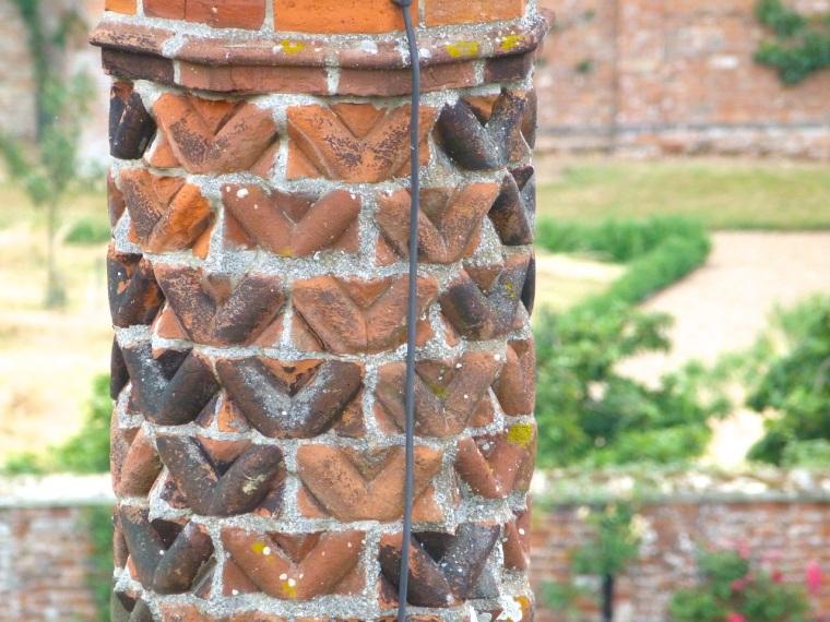 Terracotta Chimneys, Oxburgh Hall, Norfolk 11