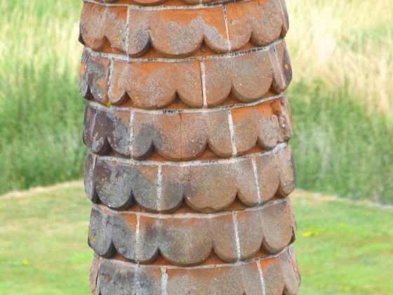 Terracotta Chimneys, Oxburgh Hall, Norfolk 9