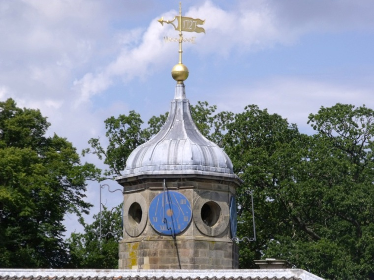 Houghton Hall Sundial EB grab 1