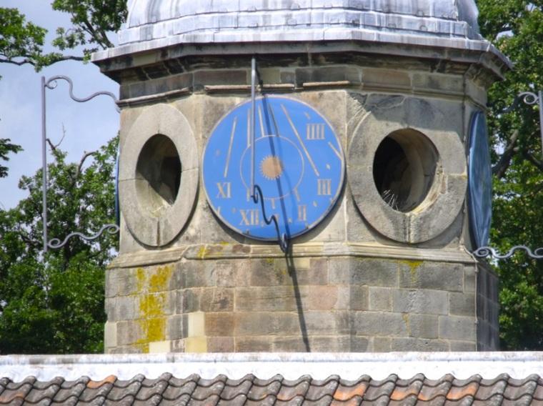 Houghton Hall Sundial EB grab 2