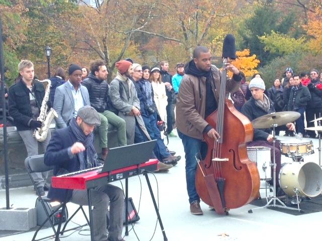 Central Park Jazz 1