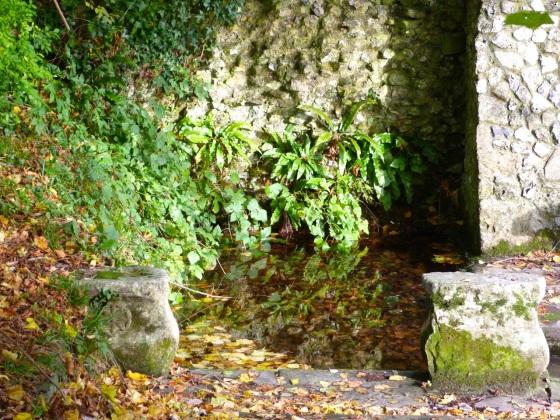 Cerne Abbas, Dorset - St Augustin's Well