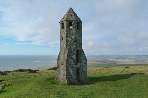 St Catherine's Lighthouse, Niton IoW 4
