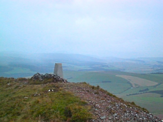 Trig Point, Tap o' Noth