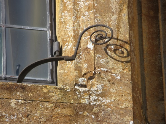 Montacute window detail 1
