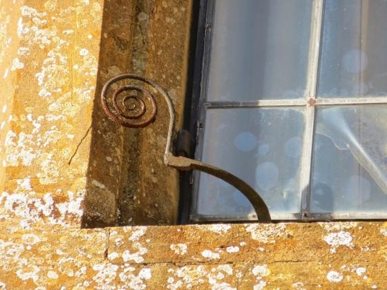 Montacute window detail 2