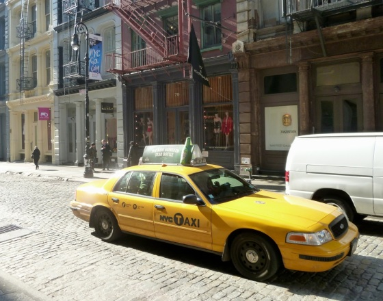 NYC Transport - New York Cab