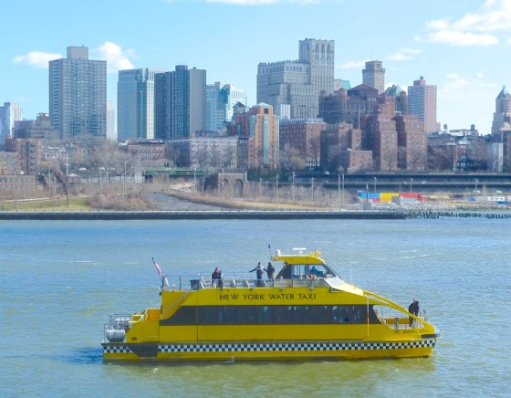 NYC Transport - New York Water Taxi 2