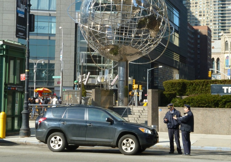 NYC Transport - Private Motor + Cops