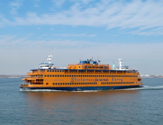 NYC Transport - Staten Island Ferry