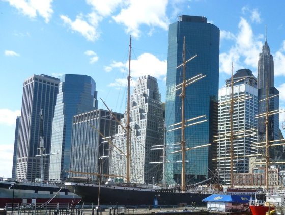 NYC Transport - Tall Ship