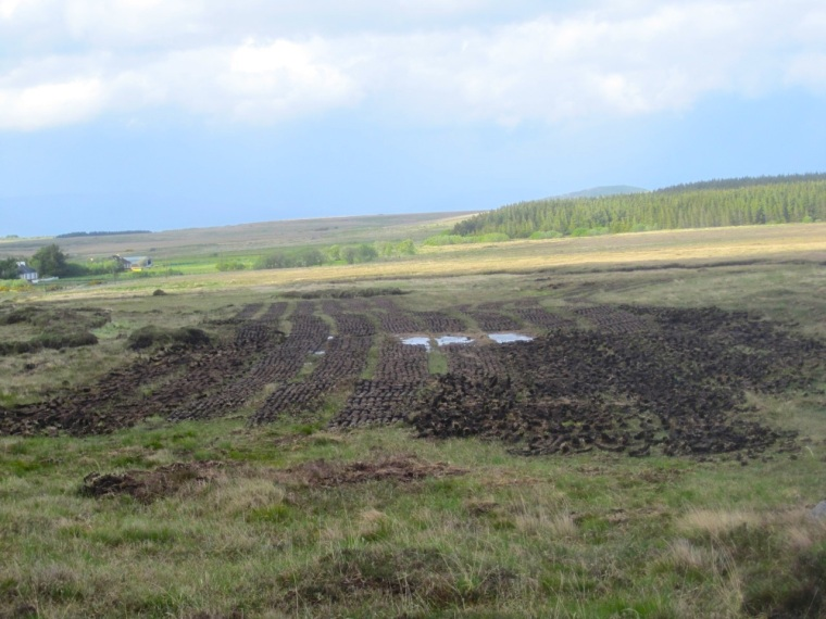 Peat Country, Louisburgh, Co Mayo 2
