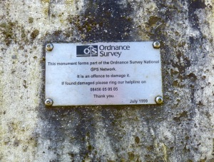 Batcombe Trig Point walk 1