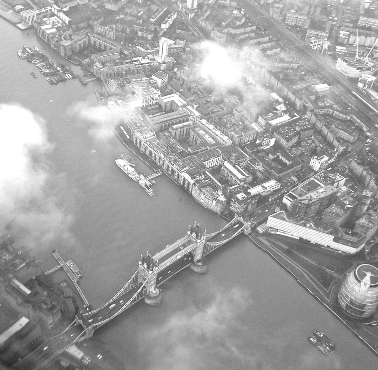 London aerial 4