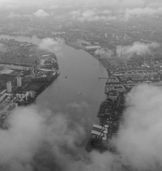London aerial 5