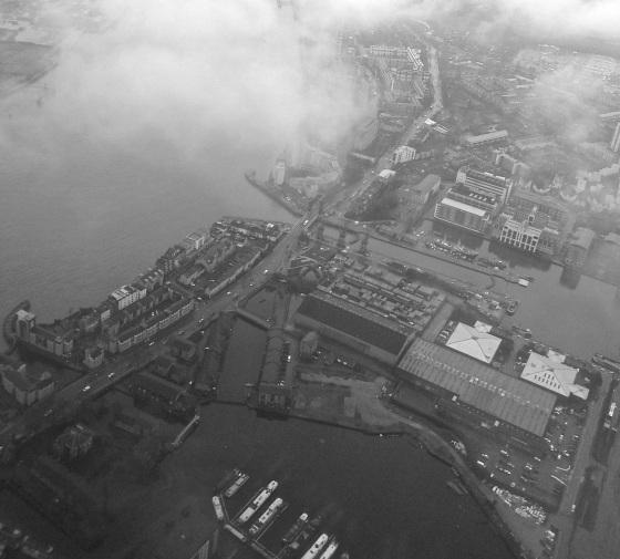 London aerial 7