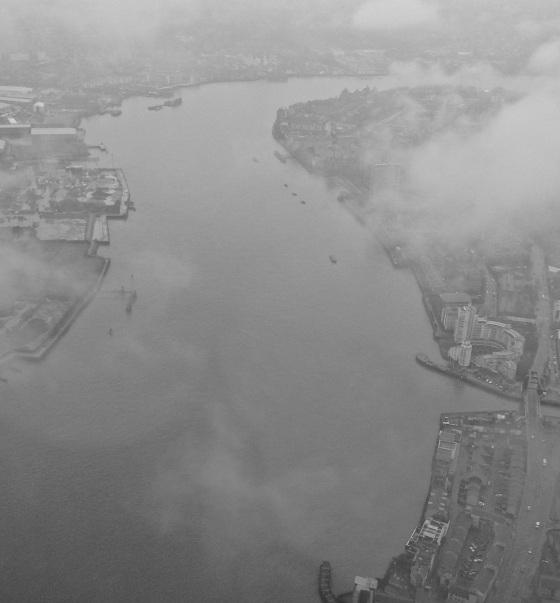 London aerial 8