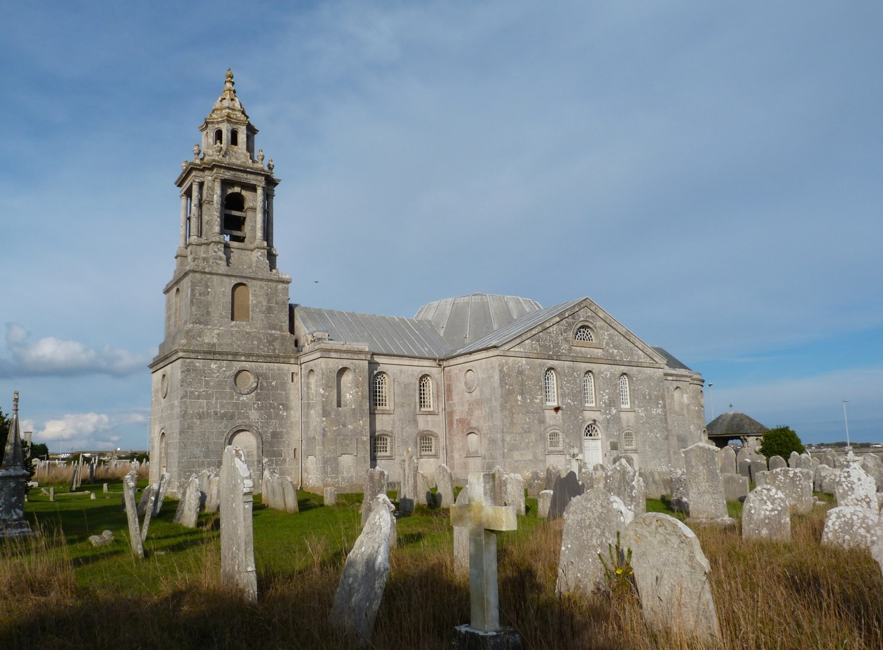 St George Portland Dorset 1