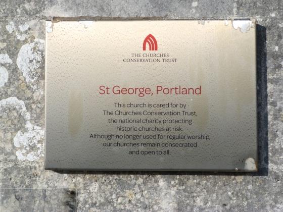 St George Portland Dorset 3