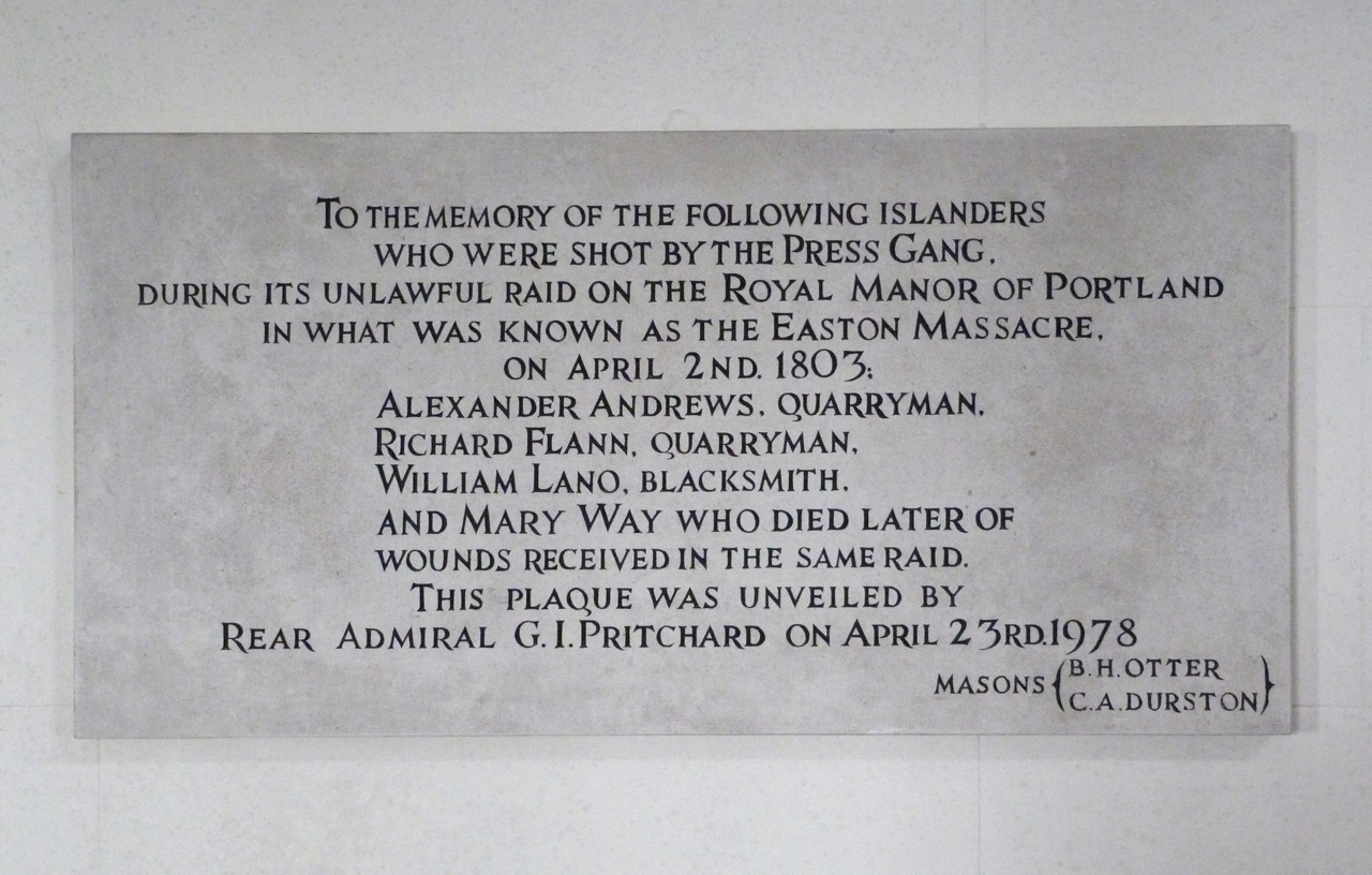 St George Portland Dorset 6
