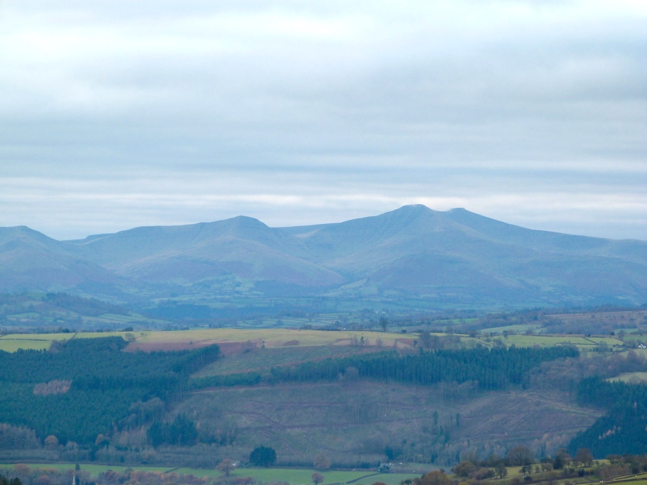 The Begwyns - Brecon Beacons